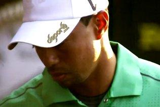 Tiger Woods listo para el Masters