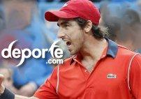 Pablo Cuevas cae ante Federer en Istambul Open