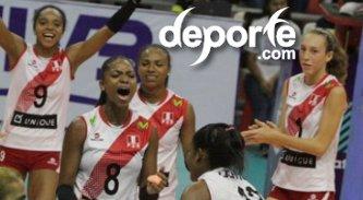Copa Latina Voleibol para Peru sub 20