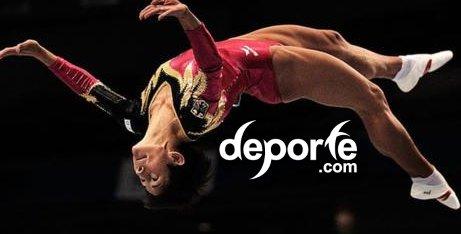 Oksana Chusovitina la gimnasta de mas edad en una olimpiada