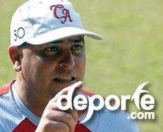 Roger Machado dirige beisbol panamericano