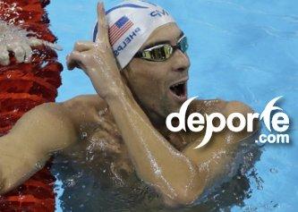 Michael Phelps mas medallas olimpicas que nadie