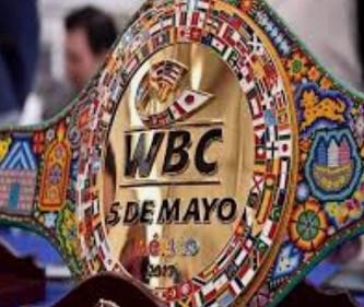 El impresionante cinturón para la pelea de Canelo vs Chávez Jr.